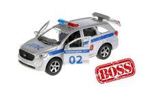 KIA Sorento Prime Полиция, масштабная модель, Технопарк, scale0