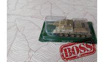 Русские танки СУ-122 САУ, журнальная серия Танки Мира 1:72, scale72