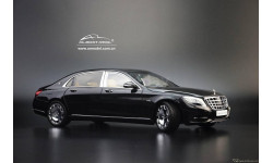 1/18 Mercedes Maybach Almost Real (Металл) не AUTOart