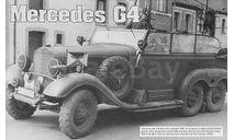 1/43 Mercedes-Benz W31 Typ G4 - 540 Luftwaffe, масштабная модель, IXO Road (серии MOC, CLC), scale43