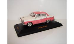 1/43 CLC088 ГАЗ-21 Волга М21 1958 Бело-розовая Ixo
