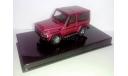 1/43 Mercedes Benz G Wagon SWB 1980 Purple AUTOart 56102, масштабная модель, scale43, Mercedes-Benz
