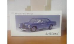 1:18 Autoart Mercedes /8 Coupe W114/115 коробка