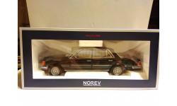 1/18 Norev Mercedes-Benz 450 SEL 6.9 / W116 Черный