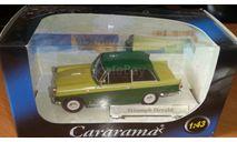 Triumph Herald Cararama 1/43, масштабная модель, Bauer/Cararama/Hongwell, 1:43