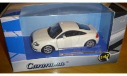 Audi TT 1/43 Cararama, масштабная модель, Bauer/Cararama/Hongwell, 1:43
