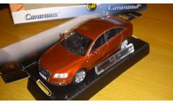 Audi A6 1/43 Cararama, масштабная модель, Bauer/Cararama/Hongwell, 1:43