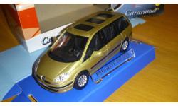 Peugeot 807 SUV 1/43 Cararama, масштабная модель, Bauer/Cararama/Hongwell, 1:43