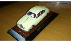 Jaguar Mark II 1/43 Maisto Classic Collection, масштабная модель, 1:43