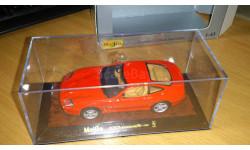 Ferrari 550 Maranello 1/43 Maisto Classic Collection, масштабная модель, Maisto-Swarovski, 1:43