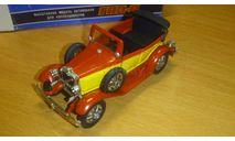 ГАЗ-А кабриолет редкая окраска, Тантал, Агат, Радон, 1/43, масштабная модель, scale43