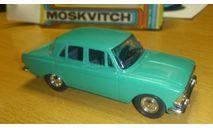 Москвич 412, постномерной, СССР, 1/43, масштабная модель, Саратов, СССР, scale43