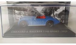 altaya Chenard & Walcer 1500 Sport 1929