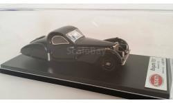 looksmart Bugatti T 57 Coupe Ch.№57.532 - black