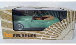 ixo museum Lincoln Continental (1939)