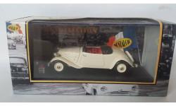 Nostalgie Citroen traction 7 roadster 1935