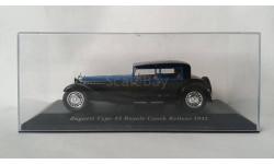 altaya Bugatti Type 41 Royale Coach kellner 1932