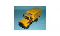 ГАЗ-33081 'Садко' аварийный (спецвыпуск) вахта, масштабная модель, 1:43, 1/43, Компаньон