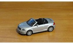 Audi TT Cabrio, масштабная модель, 1:43, 1/43