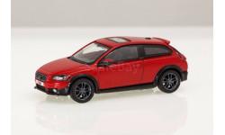 Volvo C30 красная, масштабная модель, scale72, Bauer/Cararama/Hongwell