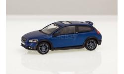 Volvo C30 синяя, масштабная модель, Bauer/Cararama/Hongwell, scale72