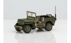 Jeep CJ 2A Willys