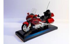 Honda Gold Wing, масштабная модель мотоцикла, Autotime Collection, 1:18, 1/18