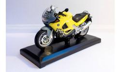 BMW K1200RS, масштабная модель мотоцикла, Autotime Collection, 1:18, 1/18