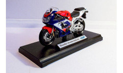 Honda CBR 900RR Fireblade, масштабная модель мотоцикла, Welly, 1:18, 1/18