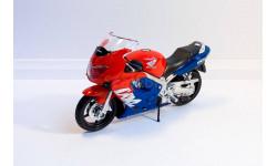 Honda 600F, масштабная модель мотоцикла, Bburago, 1:18, 1/18