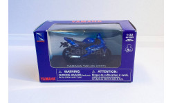 Yamaha YZF-R6, масштабная модель мотоцикла, NewRay, 1:32, 1/32