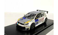 VW Golf GTI. 24h Nururgring 2011. SPARK