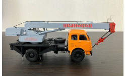 Автокран КС-3577 Ивановец. AD MODUM