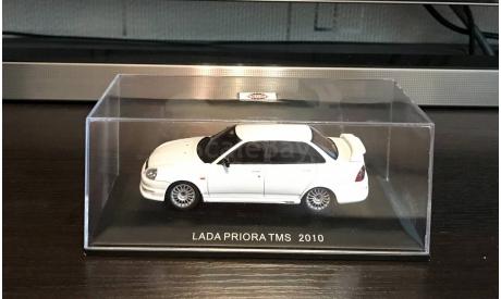 ВАЗ Priora TMS DIP models, масштабная модель, scale0