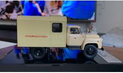 'Специальная Медицинская Служба' Ленинград 1978г. Dip models, масштабная модель, scale43, ГАЗ