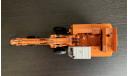 Экскаватор ЭО-3322А. Kempal models., масштабная модель, scale43