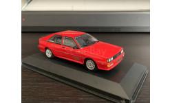 Audi Quattro Rot 1981г. Minichamps
