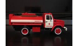 SL118B. Пожарная автоцистерна на шасси ЗИЛ-433362. СарЛаб
