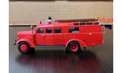 SL175.Пожарный автомобиль связи и освещения АСО-2 на шасси ЗИЛ 164.СарЛаб