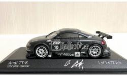 Audi TT-R DTM 2000 Test Car. Minichamps