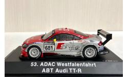 ABT Audi TT-R. ADAC Westfalenfahrt.Schuco