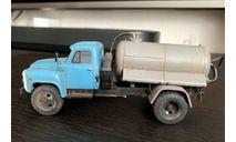 SL152S1. КО-503 на шасси ГАЗ 53-12. СарЛаб., масштабная модель, scale43