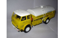 ТЗ-500. Топливозаправщик на базе МАЗ-500, 1965-1970 гг. - 'Аэрофлот ' AD Modum, масштабная модель, scale43