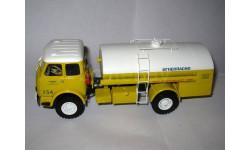 ТЗ-500. Топливозаправщик на базе МАЗ-500, 1965-1970 гг. - 'Аэрофлот ' AD Modum