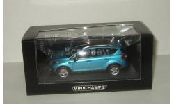 Ford Kuga - blue 2008.  ФОРД КУГА, масштабная модель, Minichamps, scale43