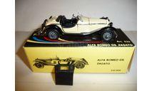 Alfa Romeo Zagato, масштабная модель, Politoys M, 1:43, 1/43