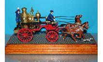 Revell (1/48) - 1902 American Firefighters - 'STEAMER' #200, масштабная модель, scale48, 1902 STEAMER # 200