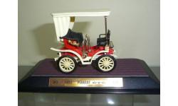 SAFIR -1895 Peugeot Vis-a-Vis
