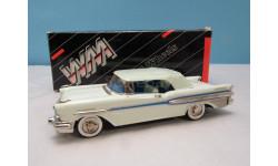 Western Models # 66 - 1957 Pontiac Bonneville, масштабная модель, 1:43, 1/43