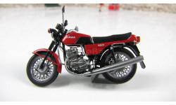 Ява-350-638 1:43, масштабная модель мотоцикла, Jawa, 1/43